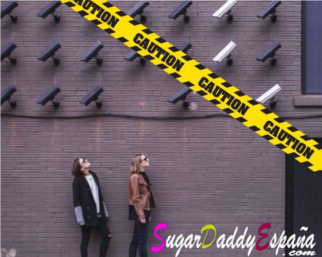 Consejos de privacidad para Sugar Dating